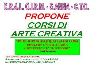Corsi di Arte Creativa