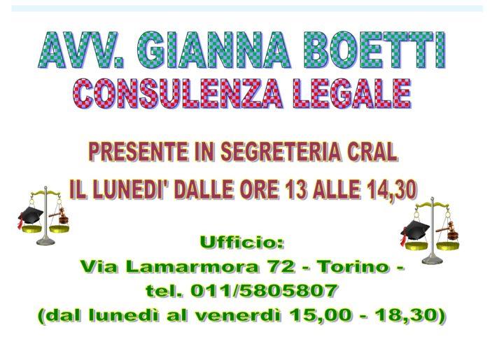 Avv. Gianna Boetti