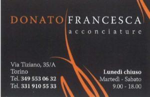 Acconciature Donato e Francesca