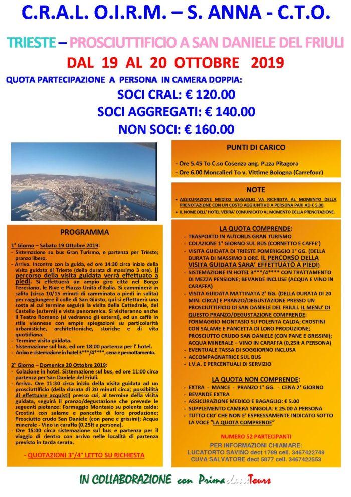 Gita a Trieste