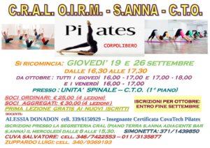 Corso di Pilates  Corpolibero