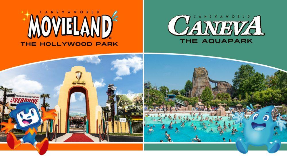 Acquapark Caneva e Parco Movieland